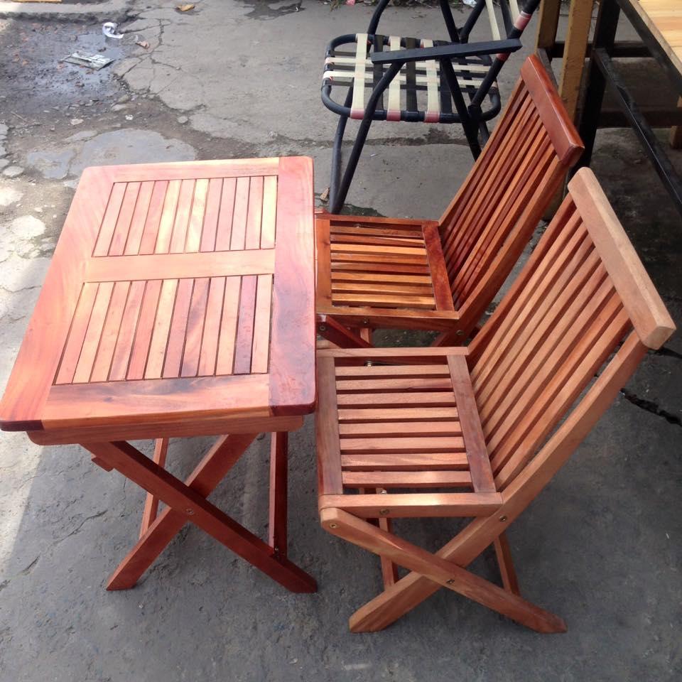 Chuyên thanh lý bàn ghế gỗ cho quán cà phê mới 98%
