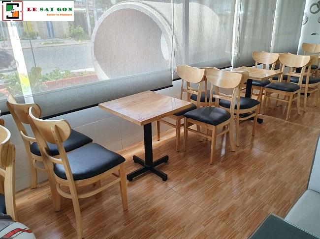 Bộ bàn ghế cafe giá rẻ tại tphcm 1