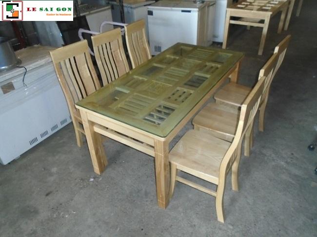 Bộ bàn ghế cafe giá rẻ tại tphcm 2