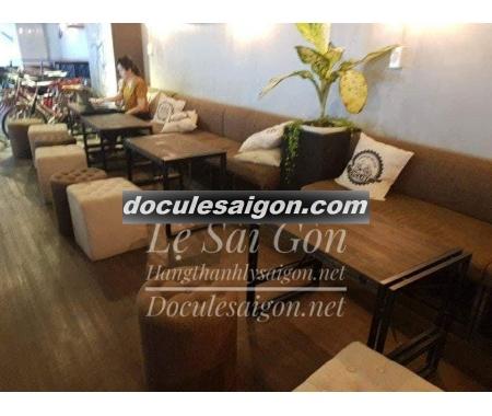 THANH LÝ BÀN GHẾ SOFA CAFE MỚI 90% - HẾT HÀNG